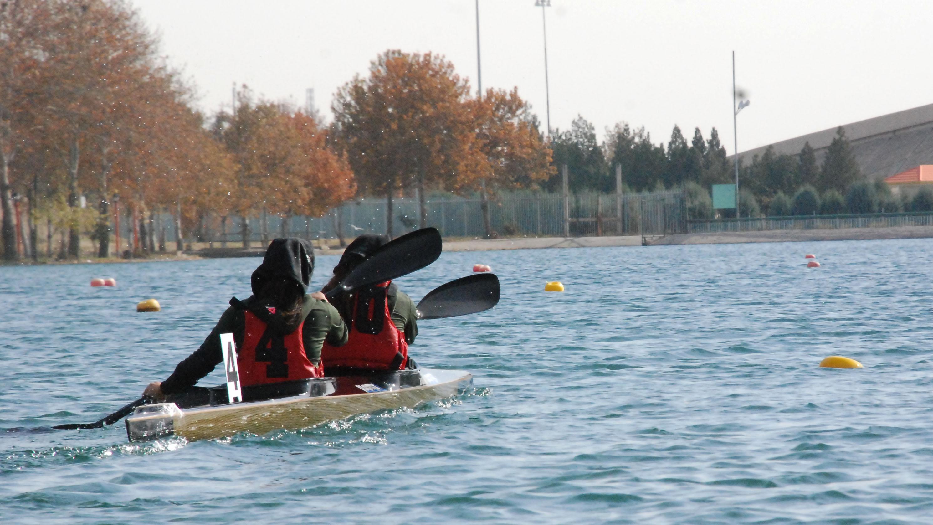 المپیاد آبهای آرام بانوان از فردا در اردبیل آغاز میشود