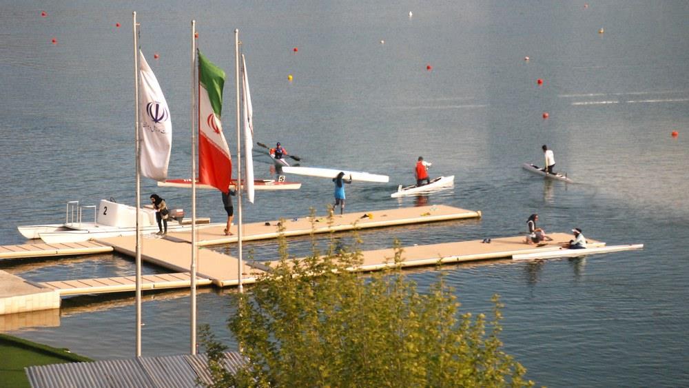 دریاچه آزادی میزبان دور پایانی اردوی آبهای آرام پیش از قهرمانی جهان