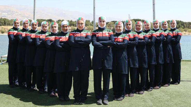 تیم دراگون بوت بانوان ایران راهی رقابت های جهانی تایلند شد