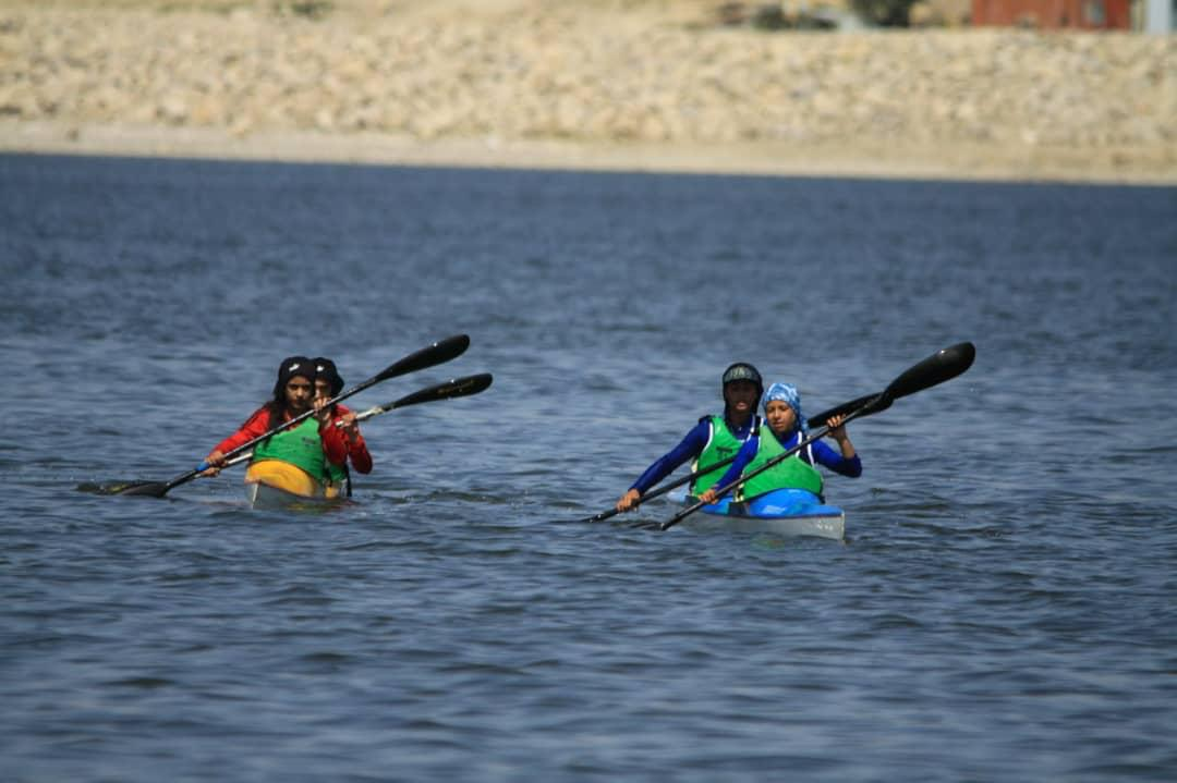 المپیاد استعدادهای برتر آبهای آرام بانوان به پایان رسید