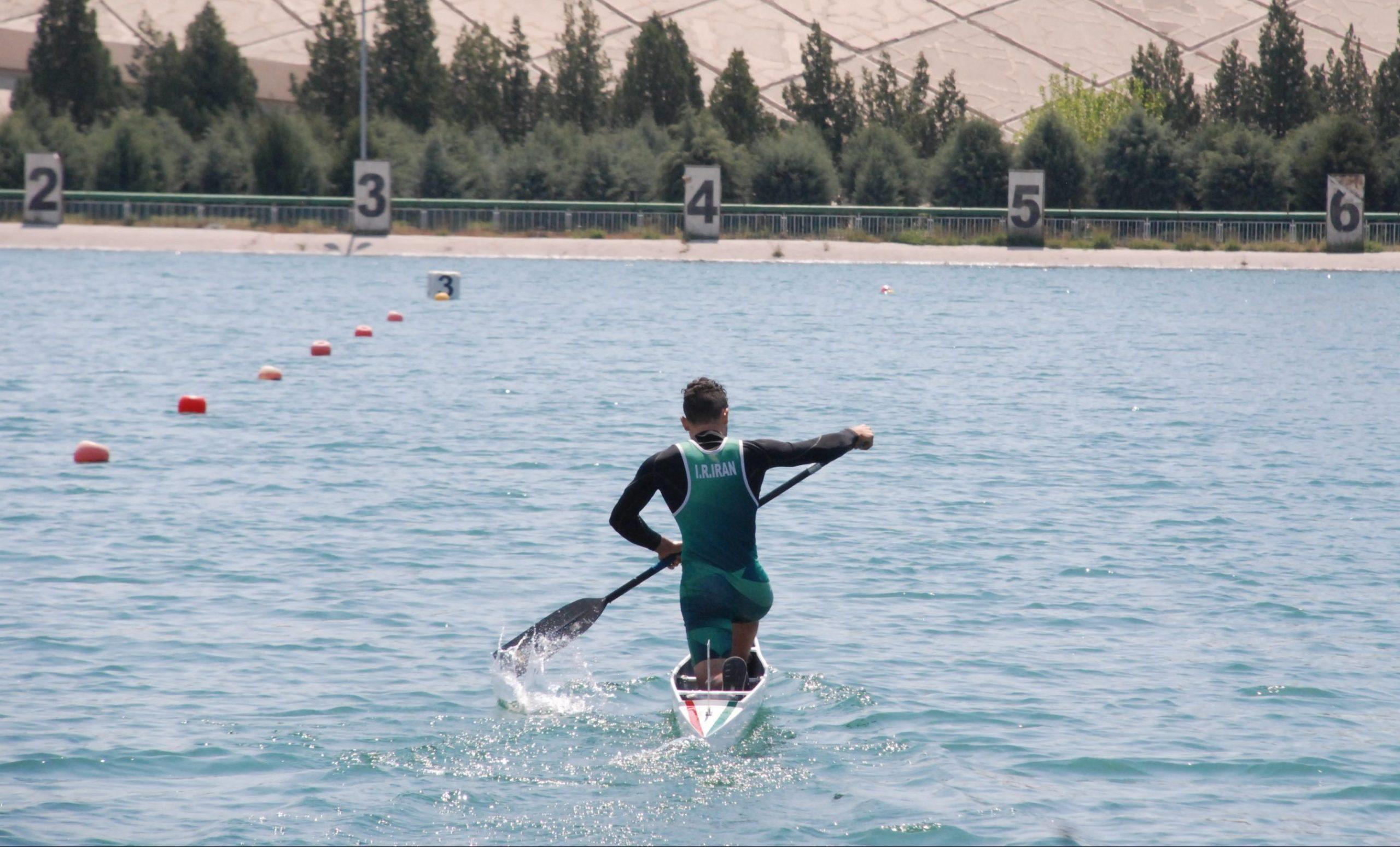 با حضور قایقرانان 16 استان؛ مسابقات آبهای آرام قهرمانی جوانان مردان کشور برگزار می شود