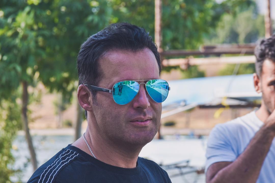 افشین فرزام، مربی تیم ملی روئینگ مردان: برای آسیا یک سورپرایز ویژه داریم