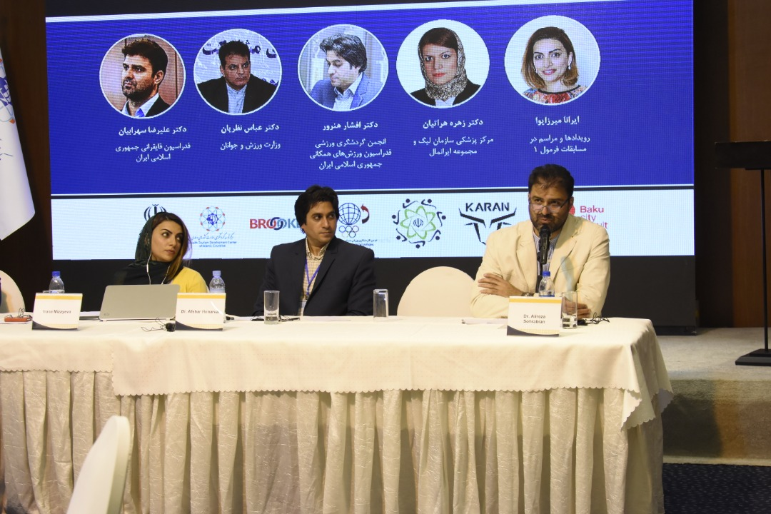سهرابیان در نشست تخصصی گردشگری ورزشی: قایقرانی پتانسیل جذب توریست به ایران را دارد