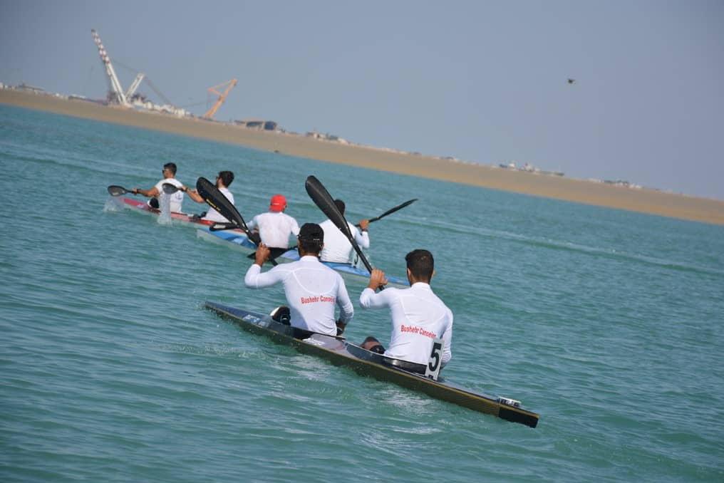 اردوی تیم ملی کایاک زیر 23 سال و جوانان در دریاچه آزادی آغاز می شود