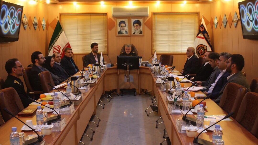 امیر دریادار خانزادی: فدراسیون قایقرانی تمام ایران را فعال کرده است