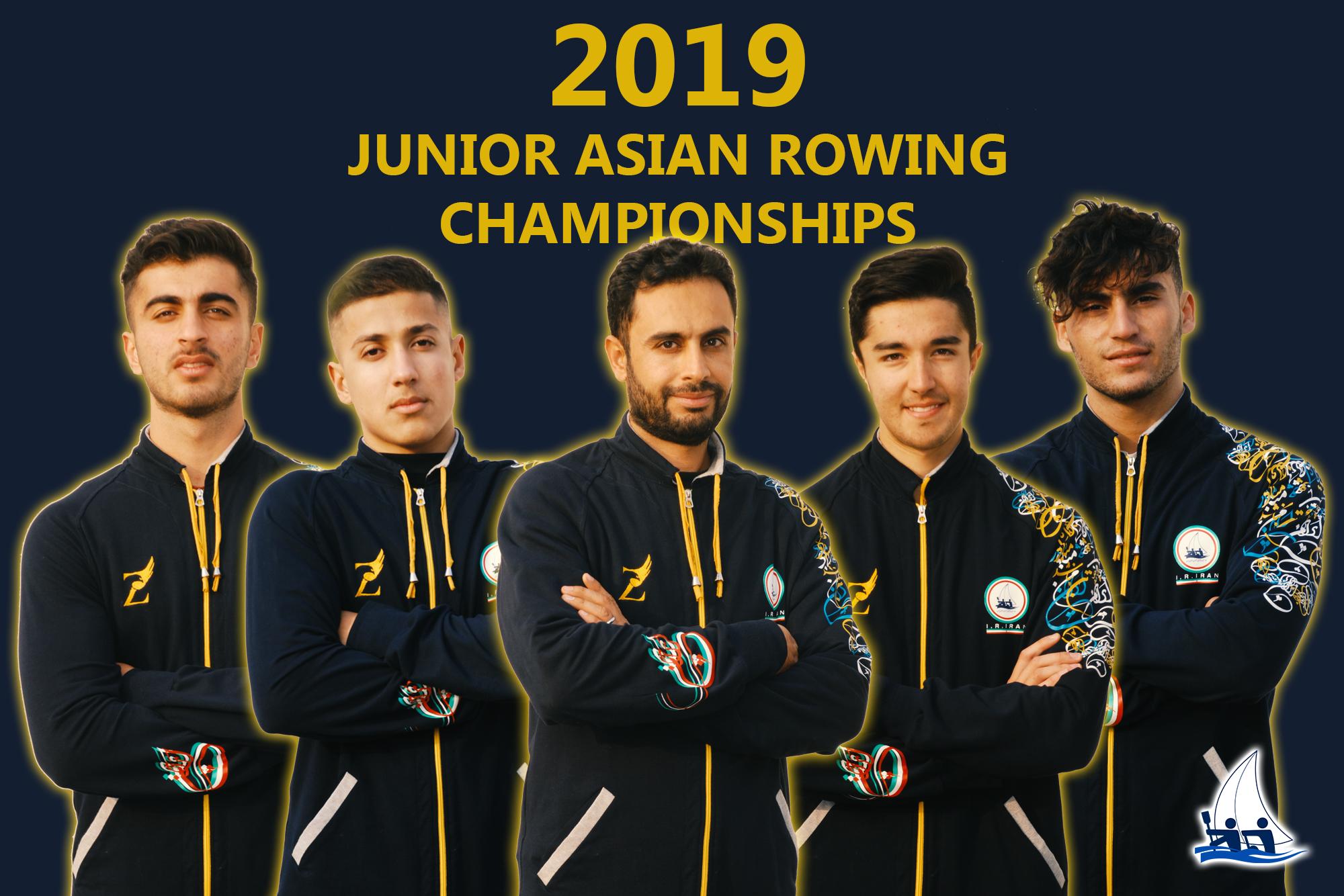درخشش ملی پوشان ایران در کاپ روئینگ و مسابقات قهرمانی جوانان آسیا