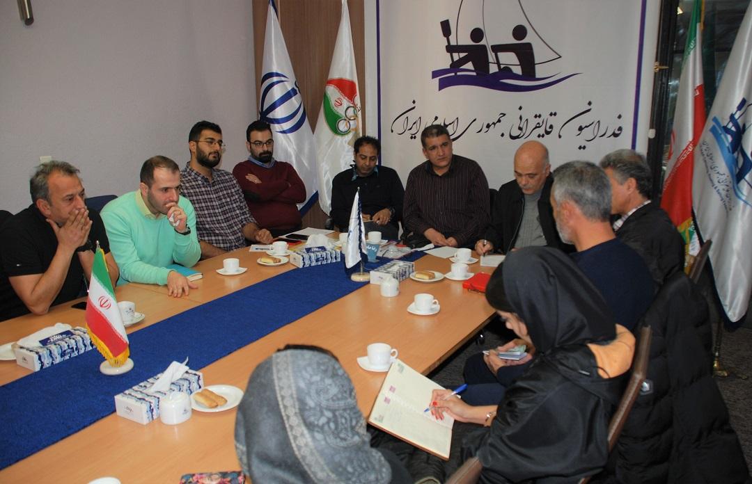 استقبال پرشور تیم ها از لیگ دراگون بوت و کانوپولو ایران
