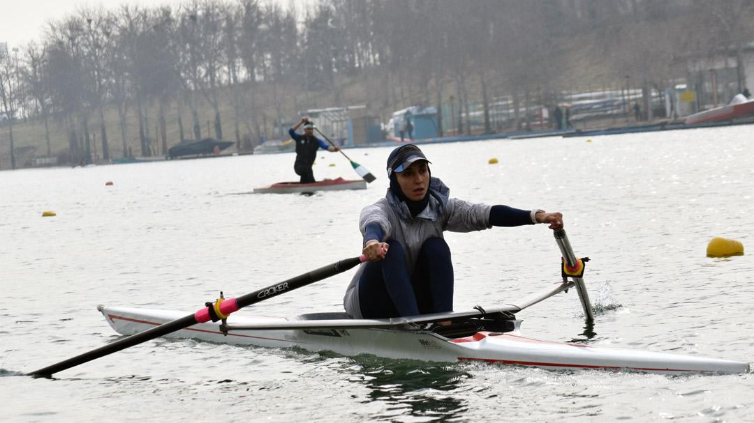 نازنین ملایی: هدف گذاری ام انتخابی المپیک است