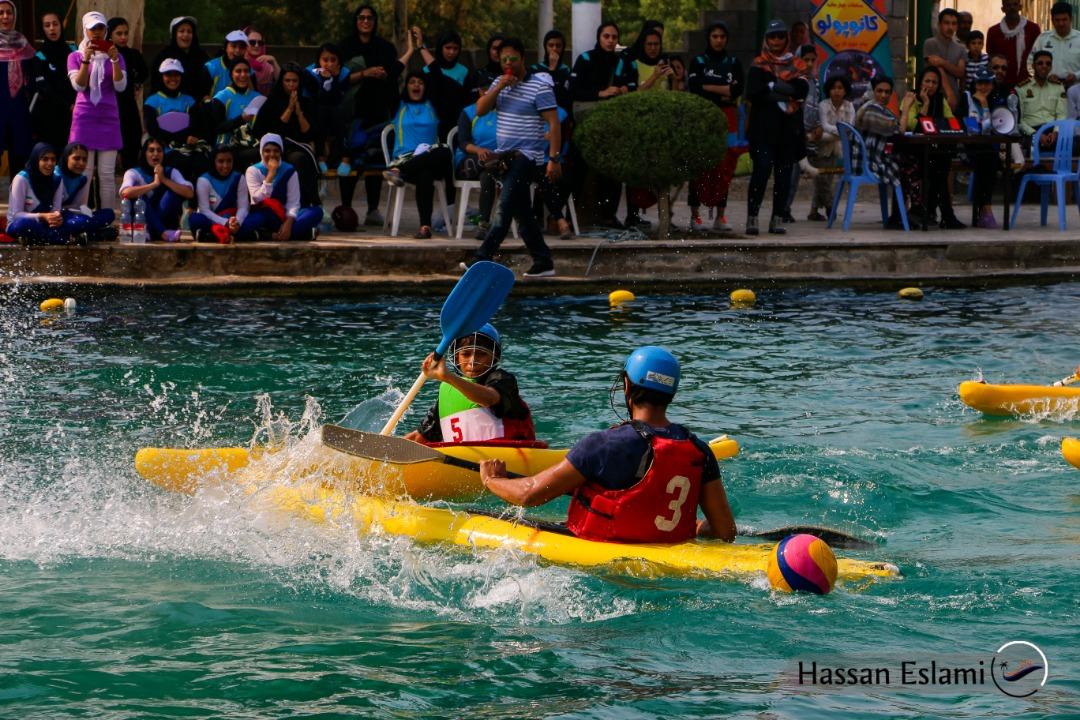 مسابقات قهرمانی کشور کانوپولو جوانان در قزوین برگزار می شود