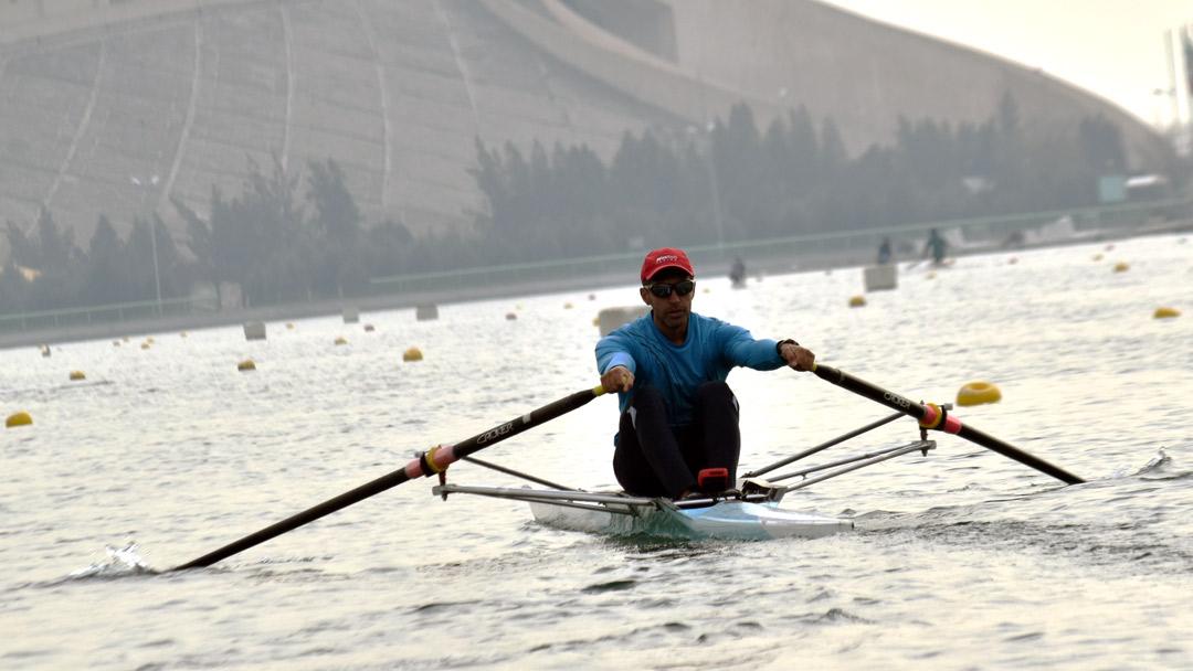 سیاوش سعیدی: تمریناتم را با هدف مسابقات قهرمانی آسیا ادامه می دهم