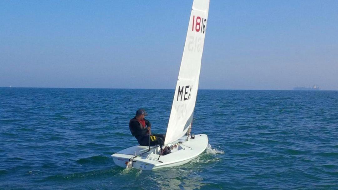 تمرینات احمد احمدی با مربی اهل لیتوانی در مسیر کسب سهمیه المپیک
