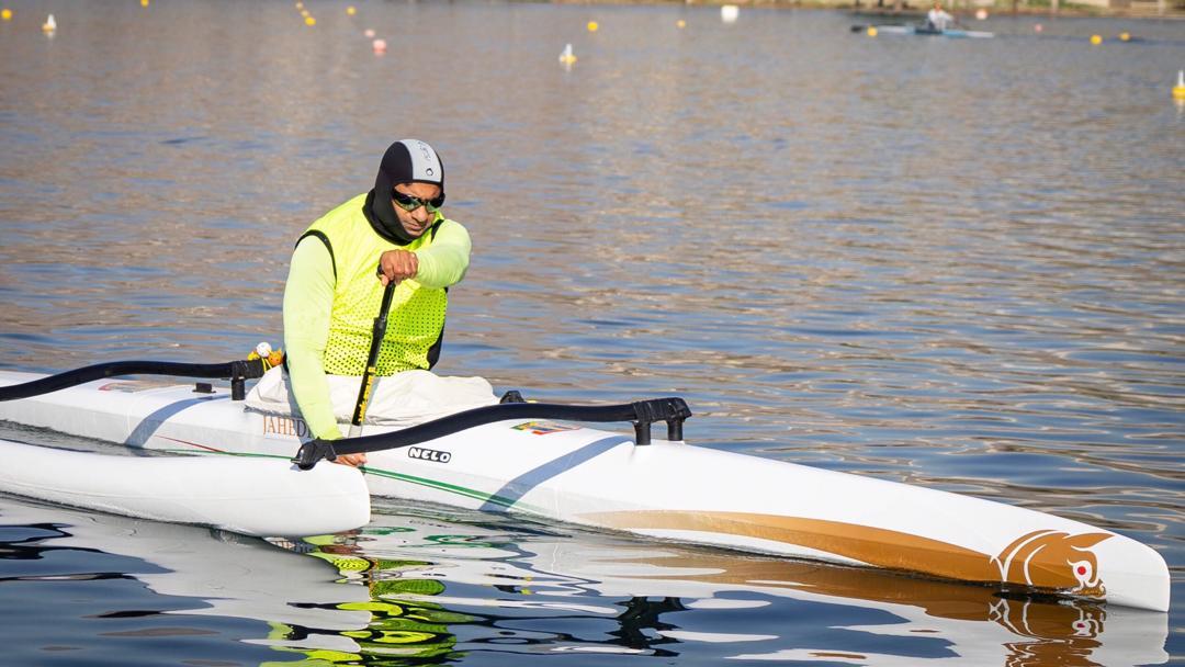 اسلام جاهدی: هدفم تکرار طلای آسیا و سپس کسب سهمیه پارالمپیک است